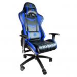 Zendeco.ro-Scaun-Gaming-B151-Dragon-blue-piele-ecologica