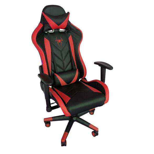 Scaun gaming Phoenix B200 Spider, Black Red