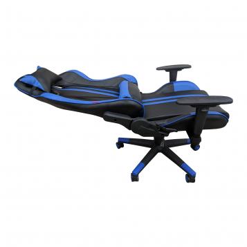 Promotii scaune.ro/Scaun Gaming Arka B205 RACING V5 black blue