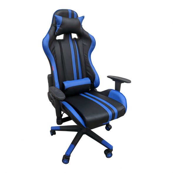 Zendeco.ro-Scaun Gaming Arka B205 RACING V5 black blue