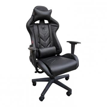 Scaun Gaming B200 SPIDER black, piele ecologica/Promotii scaune.ro