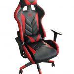 Zendeco.ro-Scaun Gaming B200 SPIDER black red