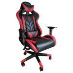 Zendeco.ro-Scaun gaming Phoenix B200 Spider Negru rosu
