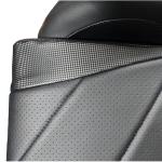 Scaun Gaming Arka B54 Eagle black Carbon, piele antitranspiratie perforata ecologica-Zendeco.ro.png
