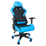 Zendeco.ro-Scaun gaming B2 Spider black blue textil