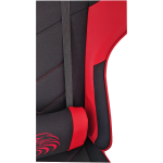Zendeco.ro-Scaun gaming B54 Eagle black red textil .png
