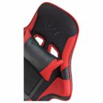 Zendeco.ro-Scaun gaming B54 black red textil,Zendeco.ro