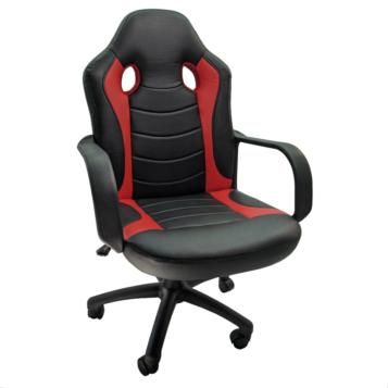 Scaun gaming Arka Chairs B15 negru rosu