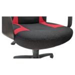 Scaun gaming Arka Chairs B15 textil negru rosu , Zendeco.ro