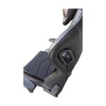 Scaun gaming Arka Chairs B147 negru maro Hibrid anti transpiratie-Zendeco.ro 1