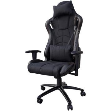 Scaun gaming Arka Chairs B147 Hercules negru maro textil anti transpiratie
