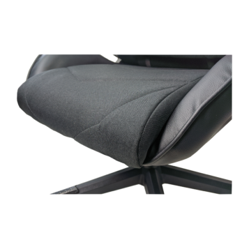 Scaun Gaming B54 Eagle black textil