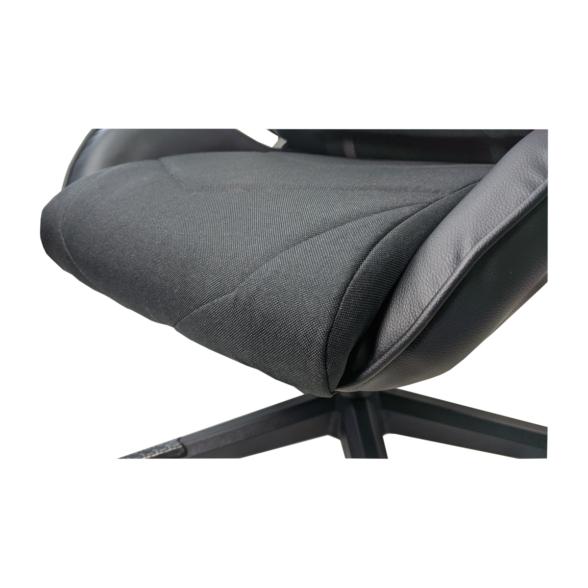 Scaun gaming Arka Chairs B54 textil black