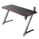 Birou gaming Arka Evolution Z11 Profesional black red pentru 2 monitoare 140 x 60