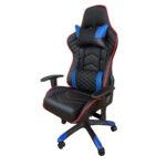 Scaun Gaming PowerRace B22 negru albastru