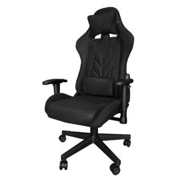Scaun gaming B200 Spider textil black. Promotii-scaune.ro