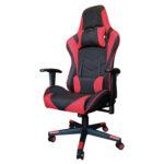 Scaun Gaming Arka Eagle B54 rosu Textil anti transpiratie