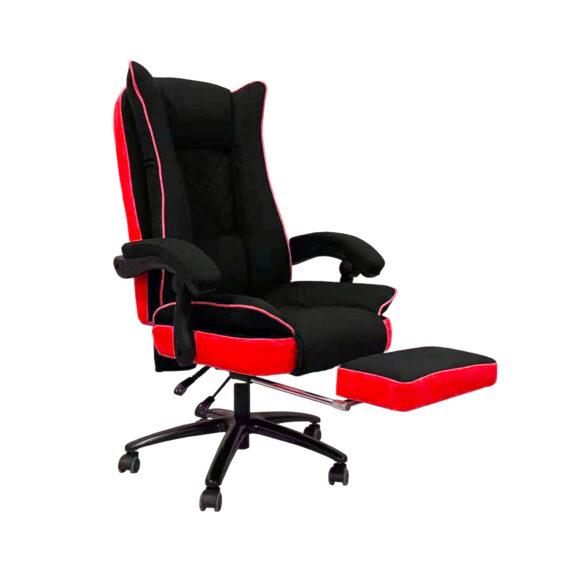 B67 RED BLACK TEXT