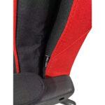 B67 RED BLACK TEXTIL