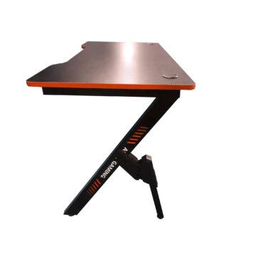 Birou gaming Arka Evolution Z4, Profesional, suprafata negru rosu carbon 120*60cm
